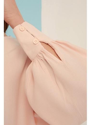 Modaset Bluz Pembe